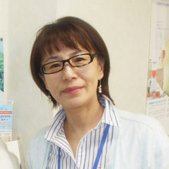 鷲本 美智子(わしもと みちこ)
